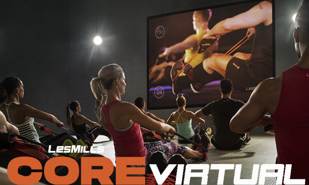 LESMILLS CORE VIRTUAL